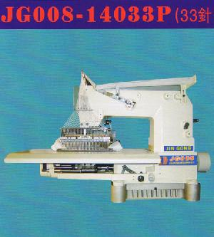 33 needle chainsitch sewing machine