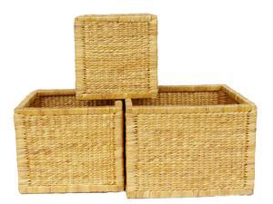 water hyacinth basket 14125