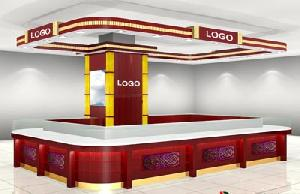 Showcases For Jewellery Retail Store