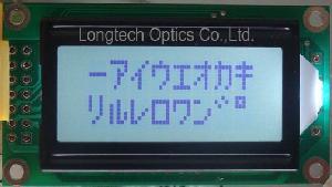 character lcd module0802