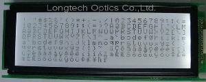 dot matrix display module