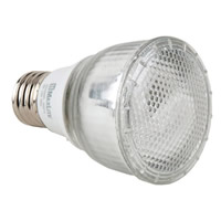 9w / 11watt Par20 Refelctor Compact Fluorescent, E27 / E26 Medium Screw Base