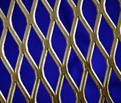 carbon steel expanded metal mesh