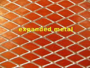 diamond metal mesh