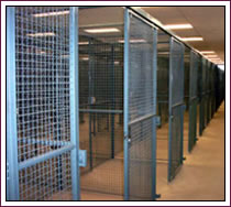 metal mesh partitions