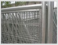 portable construction fencing