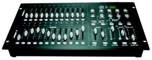 24 channel dmx controller