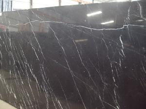 longtops stone marquina slab polished