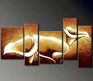 abstract decoration oil painting canvas