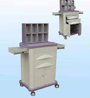 abs emergency treatment trolley