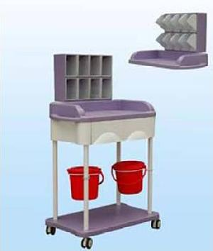 abs medical treatment trolley 840�0�80