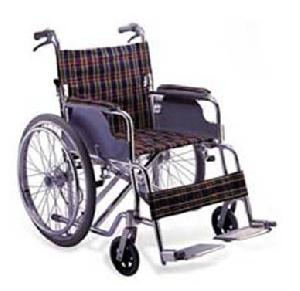 aluminum manual wheelchair mmhwc43