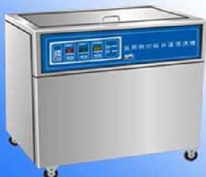 digital control ultrasonic rinsing trough