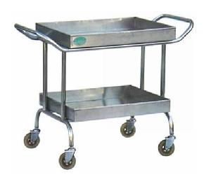 mmht028 stainless steel trolley 1000�520�750