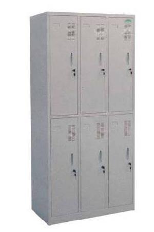 six door cabinet