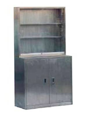 stainless steel drug cabinet