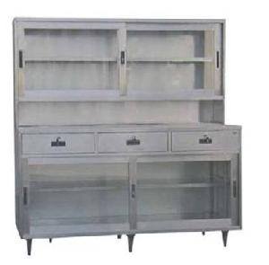 stainless steel prescription counter