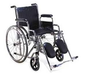 steel manual wheelchair mmhwc20