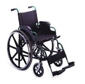 steel manual wheelchair mmhwc23