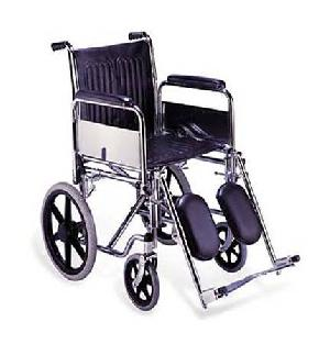 steel manual wheelchair mmhwc25