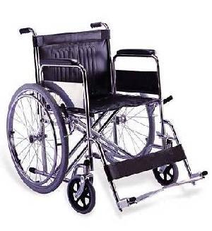 steel manual wheelchair mmhwc27