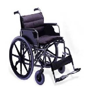 steel manual wheelchair mmhwc29