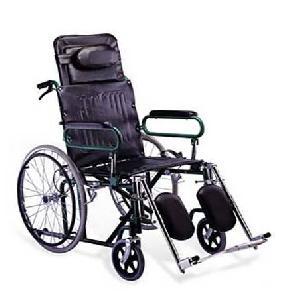steel manual wheelchair mmhwc30