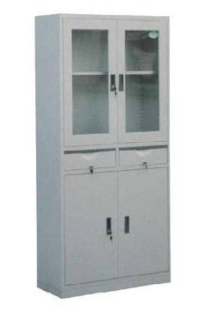 steel plastic spray 2 drawer cabinet