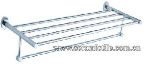 chrome towel bar bath yx 3501