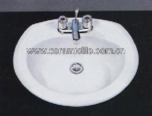 counter sink undermount bathroom a4081