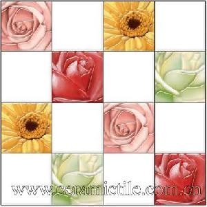 decorative tiles art tile yxwp3040