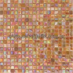 glass mosaic tile art pattern g1005