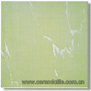 glazed ceramic tile floor f1278