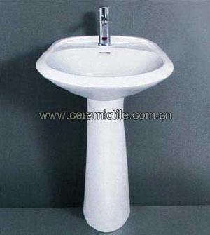 pedestal basin a4058