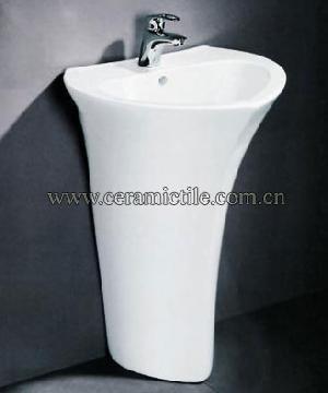 pedestal wash basin bathroom corner basins a4069