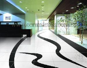 snow glazed ceramic tile polished yxqt6020