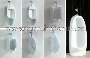 waterless urinal vertical urinals wall hung toilet