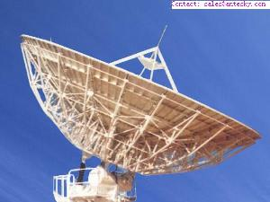 11m satellite dish antenna