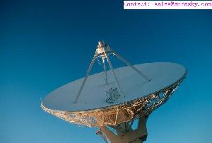 16m satellite dish antenna
