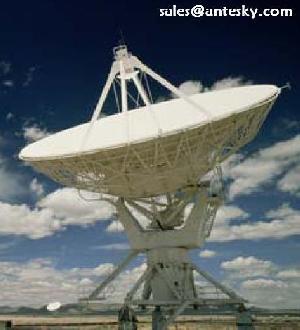20m satellite dish antenna
