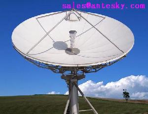 4 5m satellite antenna dish