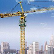 qtz160 tc6516 erecting tower crane