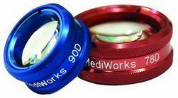 aspheric lenses 20d 78d 90d