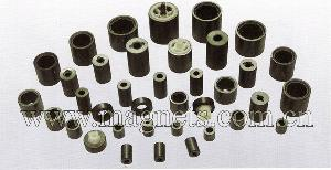 barium ferrite magnets strontium