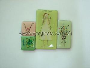 epoxy magnet coated resin