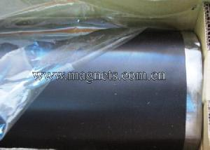 flexible magnetic roll sheeting