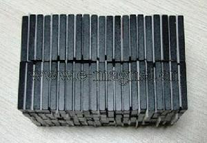 sintered ndfeb magnet epoxy coated block