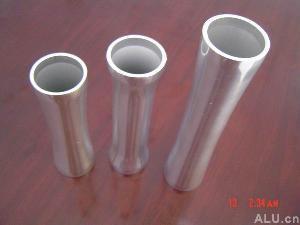 aluminum bar rod tube shape