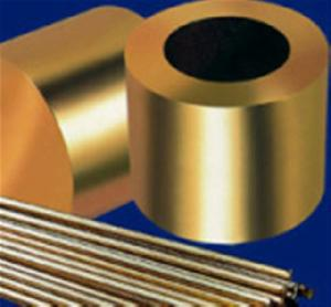 phosphor bronze rods strips sheets wires tin c51000 c54400