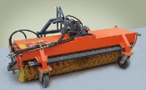 road sweeper broomer